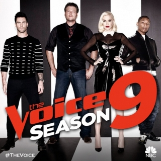 The Voice US Season 9 - Ep 1  - Various  Artists