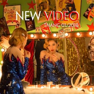 Video Hot VPOP Tháng 01/2018 - Various  Artists