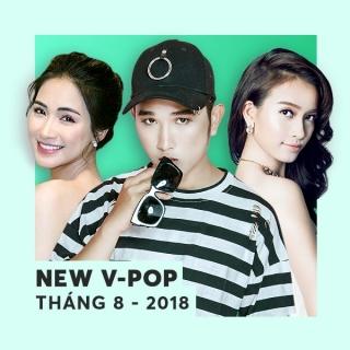 Video Hot VPOP Tháng 08/2018 - Various Artists