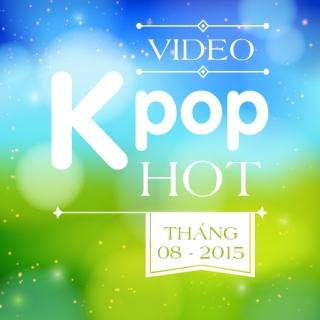 Video K-POP Hot Tháng 08/2015 - Various Artists