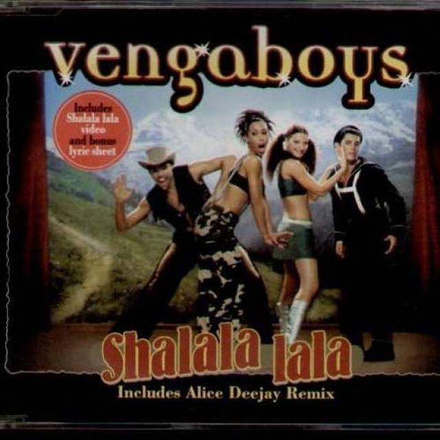 Shalala lala-Vengaboys | Shalala lala-Vengaboys | Amusic vn
