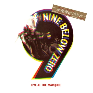 Live At The Marquee (Special E - Nine Below Zero
