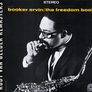 The Freedom Book [RVG Remaster - Booker Ervin