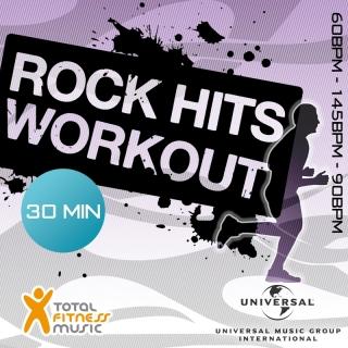 Rock Hits Workout 60 - 145 - 9 - Various Artists