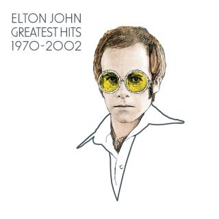 The Greatest Hits 1970-2002 - Elton JohnTaron Egerton
