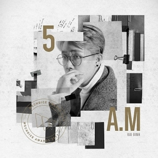 5AM (Single) - Kai Đinh