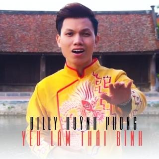 Yêu Lắm Thái Bình (Single) - Billy Hoàng Phong