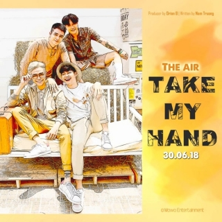 Take My Hand (Single) - The Air