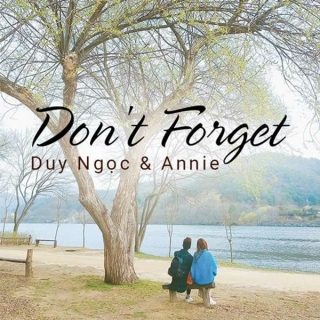 Don't Forget (Single) - Annie, Duy Ngọc