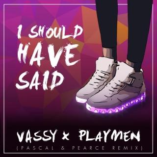 I Should Have Said - Vassy