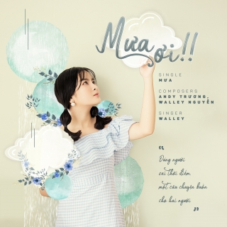 Mưa (Single) - Walley Nguyễn