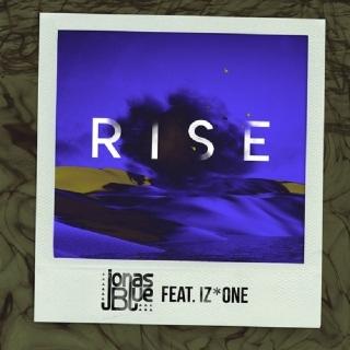 Rise (Single) - Jonas Blue, IZ*ONE