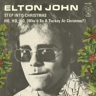 Step Into Christmas - Elton John
