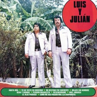 Indita Mía - Luis Y Julián