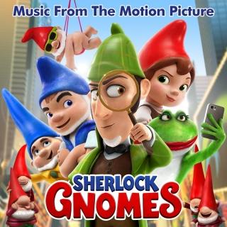 Sherlock Gnomes - Elton John