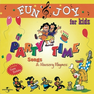 Party Time Songs & Nursery Rhymes - Various Artists, Various Artists, Various Artists 1