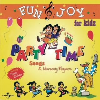 Party Time Songs & Nursery Rhymes - Various Artists, Various Artists, Various Artists 1