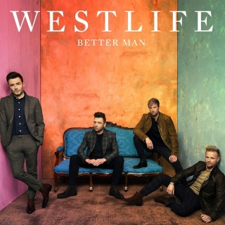 Better Man (Single) - Westlife