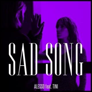 Sad Song (Single) - Alesso, tINI
