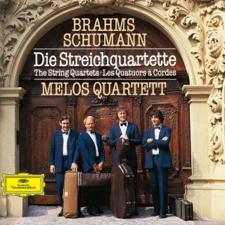 The String Quartets - Melos Quartet