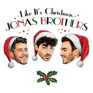 Like It's Christmas (Single) - Jonas Brothers