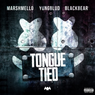 Tongue Tied (Single) - YUNGBLUD, blackbear, Marshmello