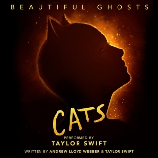 """Beautiful Ghosts (From The Motion Picture """"Cats"""") (Single) - Taylor Swift"""