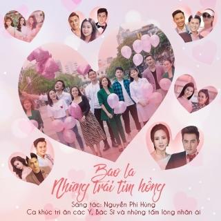 Bao La Những Trái Tim Hồng (Single) - Nguyễn Phi Hùng