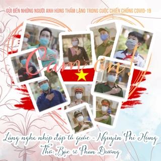 Lắng Nghe Nhịp Đập Tổ Quốc (Single) - Nguyễn Phi Hùng