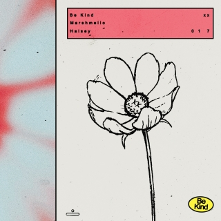 Be Kind (Single) - Halsey, Marshmello