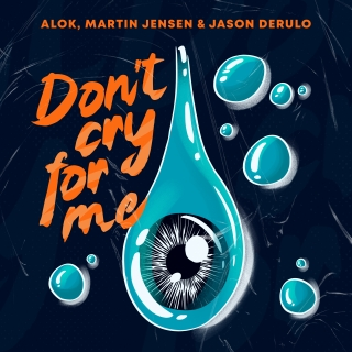 Don't Cry For Me (Single) - Jason Derulo, Martin Jensen, Alok