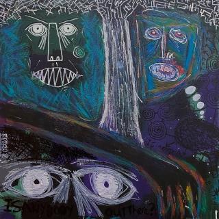 Night Garden (Single) - Kenny Beats, Benee, Bakar