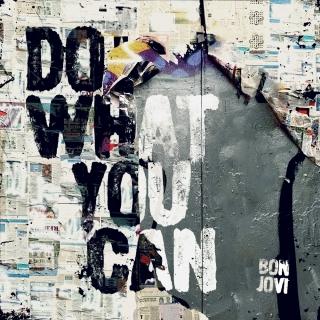 Do What You Can (Single) - Bon Jovi