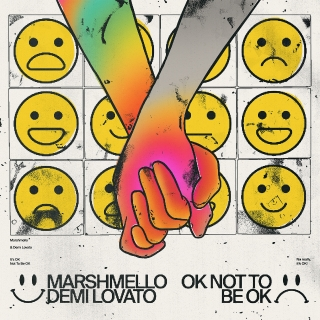 Ok Not To Be Ok (Single) - Demi Lovato, Marshmello