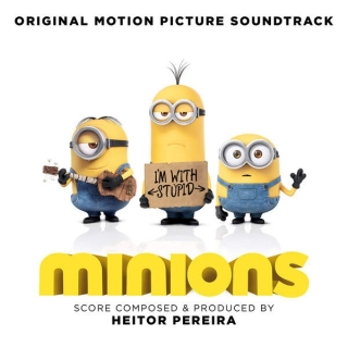 Minions (Original Motion Picture Soundtrack) - Various Artists, The Minions