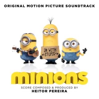 Minions (Original Motion Picture Soundtrack) - Various Artists