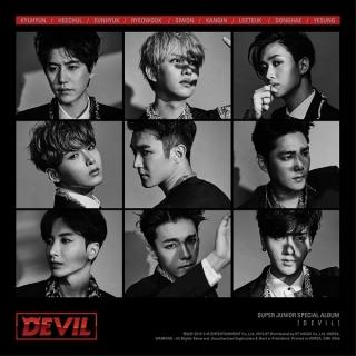 Devil (Special Album) - Super Junior