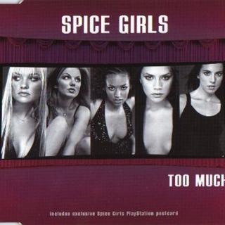 Too Much CD2 - Spice Girls