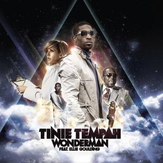 Wonderman (feat. Ellie Goulding) - Tinie Tempah