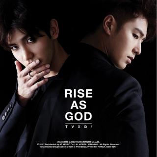 Rise As God (Special Album) - TVXQ!