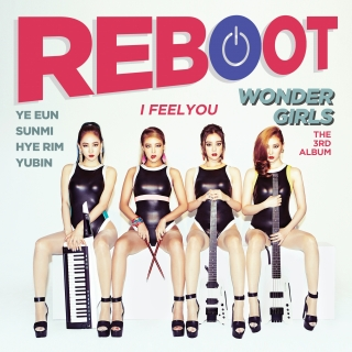 REBOOT - Wonder Girls