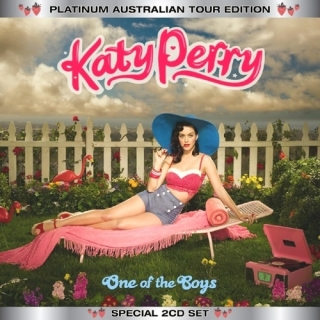 One Of The Boys (Platinum Australian Tour Edition) CD1 - Katy Perry