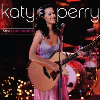 MTV Unplugged (Limited Edition) CD - Katy Perry