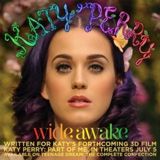 Wide Awake 1 (CDr Promo) - Katy Perry