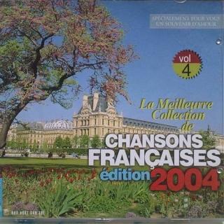 CD nhac Phap Vol 04 - Various Artists