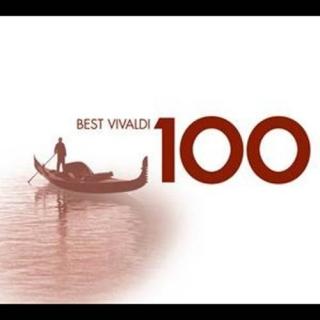 100 Best Vivaldi CD6 - Various Artists