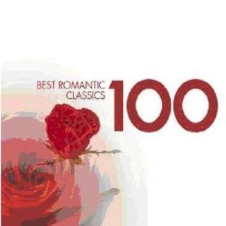 100 Best Romantic Classics CD3 - Various Artists
