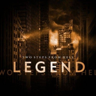 Legend CD2 - Two Steps From Hell