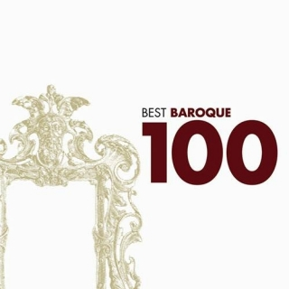 100 Best Baroque CD1 - England and the Baroque - Various Artists