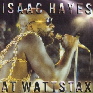 Isaac Hayes at Wattstax - Isaac Hayes